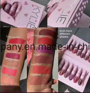 Kylie Birthday Edition 6PCS/Set Waterproof Matte Liquid Lipstick pictures & photos