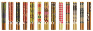 Childrens′ Chinese Wood Bamboo 18cm Length Chopsticks Sx-A6732 pictures & photos