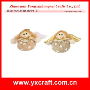 Christmas Decoration (ZY11S253-7-5) OEM Christmas Angel Ornament pictures & photos