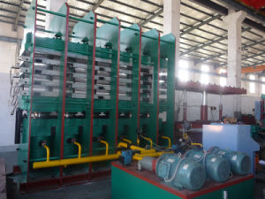 Retreading Hydraulic Press/ Vulcanizer/Rubber Vulcanizing Press pictures & photos