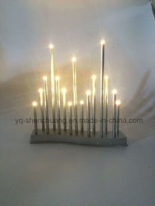 LED Window Lights, Candlesticks Lights, Table Desk Lamp Using Electricity pictures & photos