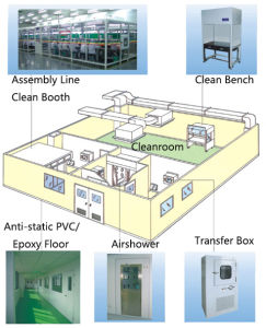 Class1000 Cleanroom Used in Many Industrial Filed pictures & photos