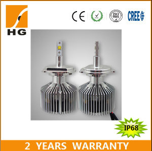 H4 LED High Low Beam 25W Philips LEDs Headlight Bulb pictures & photos