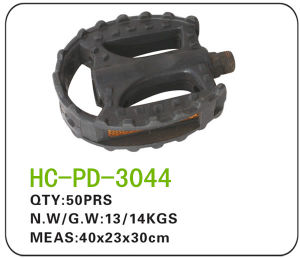 Hotsale Bicycle Pedal, Plastic Pedal for MTB (PD-3044) pictures & photos