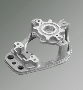 Kb Stater Motor Bracket ADC-12 Aluminium Alloy Die Casting pictures & photos
