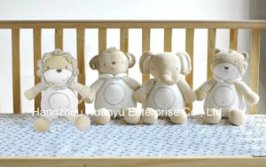 Organic Fabric Soft Baby Plush Animal Style Toy pictures & photos