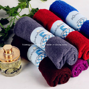 Microfiber Hair Drying Towel Made of 80%Polyester 20%Polyamide pictures & photos