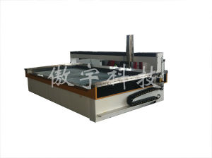 4-Axis Water Jet Cutting Machine pictures & photos