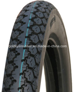 Goldkylin Best Quality (3.00-19) Factory Directly Street Standard Motorcycle Tire/ Tyre