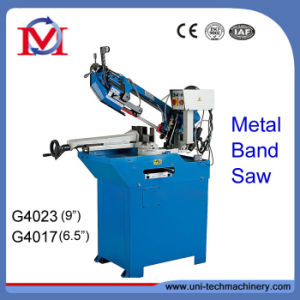 Solid Iron Steel Bar Horizontal Metal Cutting Band Saw (EBS-4023) pictures & photos