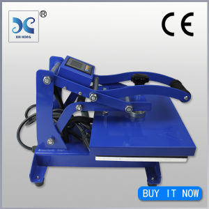 Cheapest Dye Sublimation Heat Press Machine pictures & photos