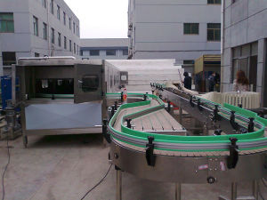 Bottle Tilting Sterilization Chain for Sterilize Bottle or Bag Cap pictures & photos