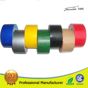 Colorful Cloth Duct Adhesive Tape pictures & photos