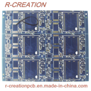Eing 4 Layer PCB, Width Space= 0.1mm Line