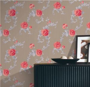 Vinyl Wallpaper for Home Decoration pictures & photos