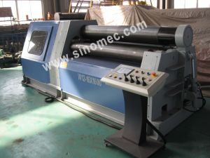 Bending Machine / Rolling Machine / Hydrualic 4 Roller Machine W12-10X2000 pictures & photos