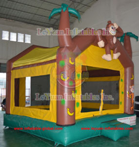 Inflatable Monkey Bouncers Jumpers Inflatable
