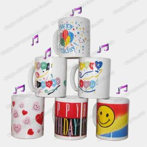 Music Mug, Mug, Promotional Mug, Christmas Mug pictures & photos