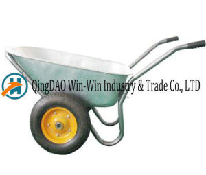 Wheelbarrow Wb8608 Wheel Rubber Wheel pictures & photos