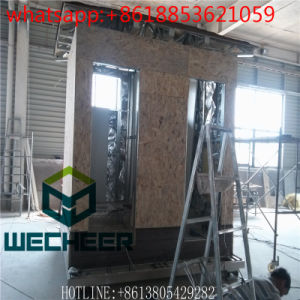 Prefabricated Movable House as Gurad House or Sentry Box pictures & photos