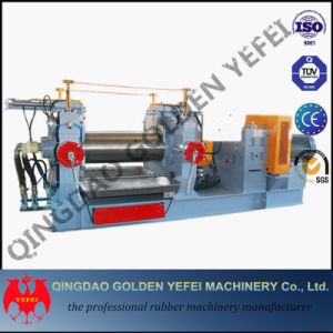 Rubber Machine Open Two Roll Mixing Mill with Ce, ISO pictures & photos