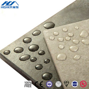 Waterproof Cladding Panels Fiber Cement Board Cement Wall Sheet pictures & photos
