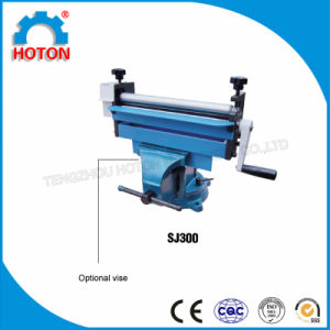 Manual Slip Rolling Machine (Hand Sheet Roller SJ300 SJ320) pictures & photos