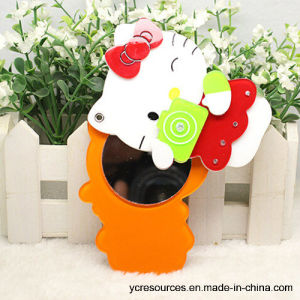 Acrylic Delicate Make-up Mirror, Cute (PG06004) pictures & photos