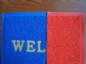 Hot Selling Durable PVC Mat pictures & photos
