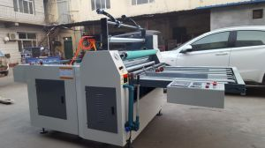 Hot Thermal Glueless Film Laminator Machine with Auto. Sheeting pictures & photos