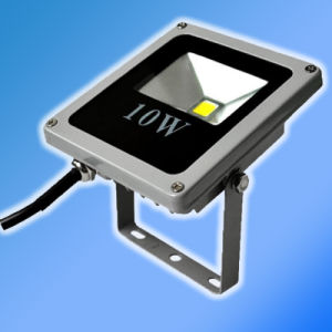 120 Degree 10W Dimmable LED Flood Lights Slim Type pictures & photos