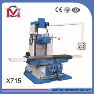 X715 Bed Type Universal Milling Machine pictures & photos