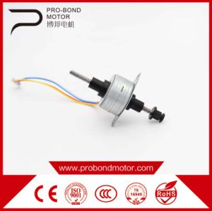 High Control Precision DC Micro Linear Electric Motor pictures & photos