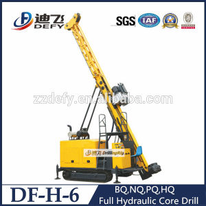 Hydraulic Coring Drill Rig Machine for Mineral Sample Coring pictures & photos