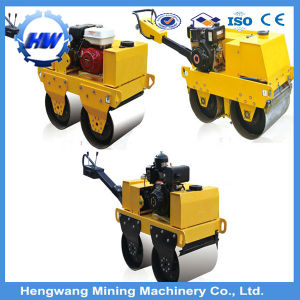 Single Double Drum Road Roller Machine/Ride on Road Roller Compactor for Soil/Asphalt pictures & photos