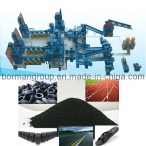 Tyre Recycling Line pictures & photos