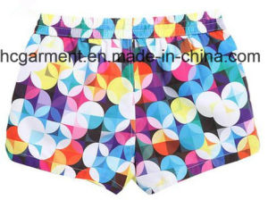 Printing Quickly Dry Beach Wear, Board Shorts for Women/Lady pictures & photos