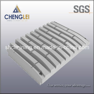 Jaw Crusher Plate, Jaw Plate for Stone Crusher pictures & photos