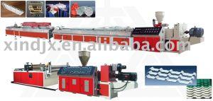 PVC Profile Production Line pictures & photos