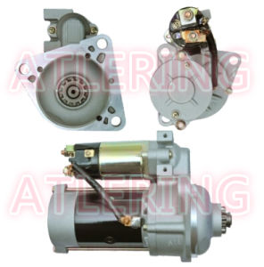 24V 12t 4.5kw Ccw Starter Motor for Mitsubishi M2t7800 pictures & photos
