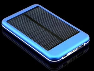 6000mAh Battery Solar Chager for Smart Phones
