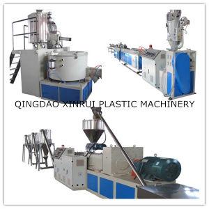 PVC Wood Plastic Composite Extruder Production Line pictures & photos