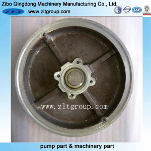 Sand Casting Stainless Steel/Alloy Steel Pump Cover Durco Pump Cover pictures & photos