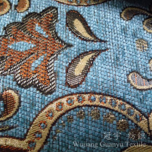 Jacquard Chenille Cloth 100% Polyester for Furniture pictures & photos