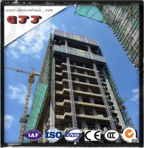 New Type Platform Series Construction Site Hoist - Building Lifting Elevator