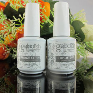 Plant-Based UV/LED Gel Base Coat and Top Coat pictures & photos