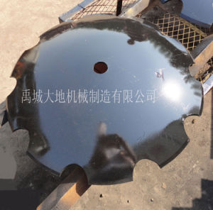 660mm Notched Disc Blade pictures & photos
