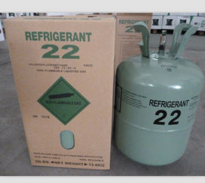 13.6kgs R22 Pure Gas for Refrigeration pictures & photos
