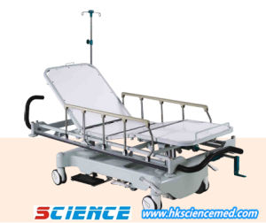 Luxurious Electric up/Down Emergency Trolley pictures & photos