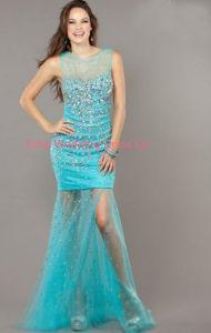 Evening Sequins Beaded Dresses (EGS18)